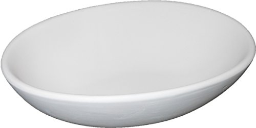 El Paso Oval Serving Dish - Fusible Glass Slumping Dish - Glass Molds Fused