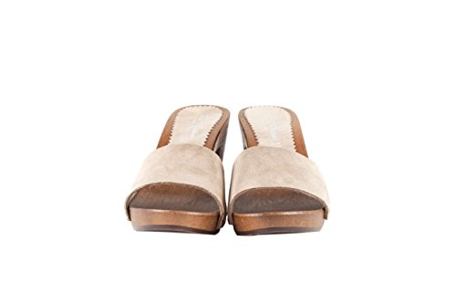 Mules Mules pour Femme Silfer Silfer Shoes Shoes 6xq86d
