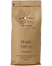 Byron Bay Coffee Company Organic Espresso Wholebean, 1kg