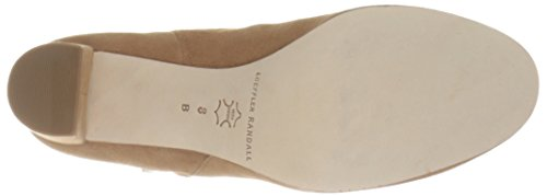 Women's Randall Greer Dark Loeffler Bootie Ankle Camel a581wnq