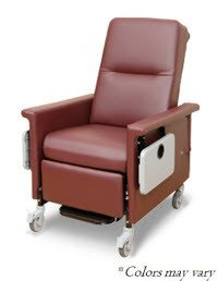Recliner Champion Medical (Champion Manufacturing 547T09-T7 Recliner 54 Series 1-Table Natural/Tren Ea)