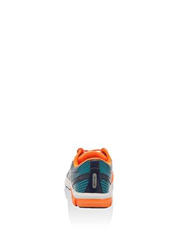 Asics Zapatillas de Running Gel Lyte 33 Lite-Show Azul / Naranja EU 42.5 (US 9)