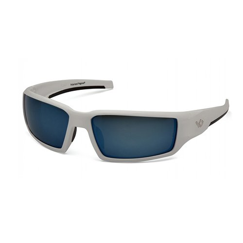 Venture Gear Pagosa Glasses, White Frame, Ice Blue Lens