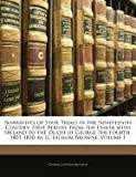 Narratives of State Trials in the Nineteenth Century, George Lathom Browne, 114540071X