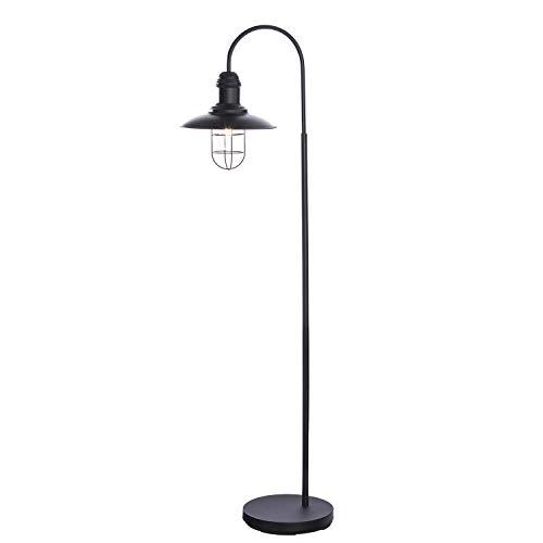 Southern Enterprises AMZ2584TL Pinsley Floor lamp, Matte Black