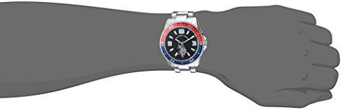 U.S. Polo Assn. Men's Analog-Quartz Watch with Alloy Strap, Silver, 21 (Model: USC80500)