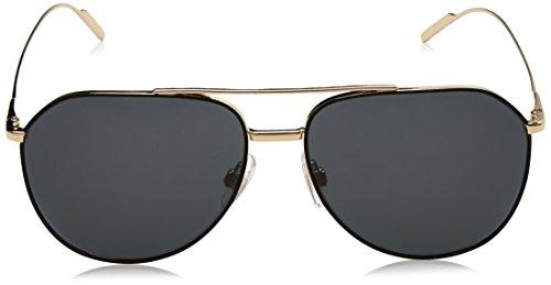 para Black Gold 0 Gabbana Sol Dolce de Pale Gafas Hombre amp; 0Dg2166 afwpx14q