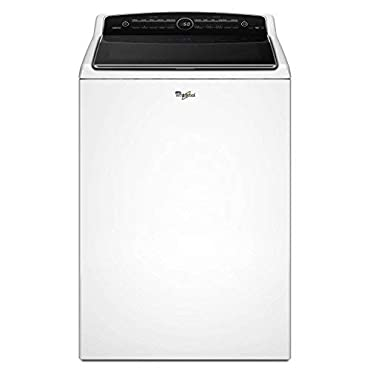 Whirlpool WTW8500DW Cabrio High-Efficiency Top Load Washer with Active Spray technology, 5.3 cu. ft.