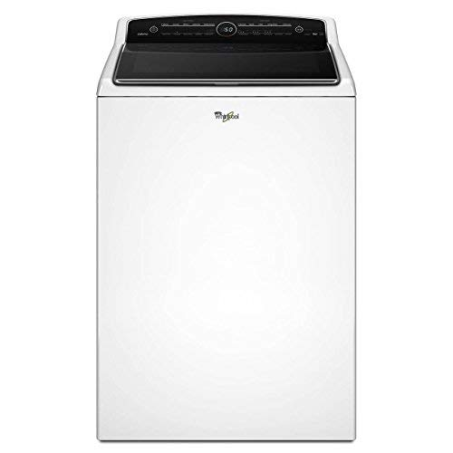Whirlpool174; 5.3 cu. ft. Cabrio174; High-Efficiency Top Load Washer with Active Spray technology