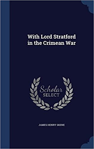 Book With Lord Stratford in the Crimean War