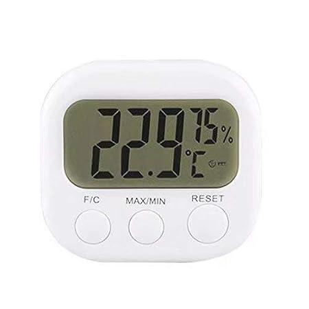 EAGLESTIME LCD Digital termometro Interno igrometro Temperatura umidità contatore B071QYKFQ2