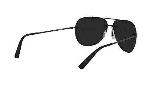 Hazard 4 Cluster Frameless Aviator Ballistic Sunglasses, Silver, - Sunglasses Ballistic Aviator