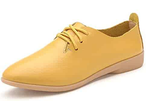 f894def9be6ca Shopping Yellow - Oxfords - Shoes - Women - Clothing, Shoes ...