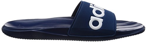 adidas Carozoon LG M - Chanclas para Hombre, Azul - (AZUMIS/FTWBLA/AZUMIS) 47 1/3