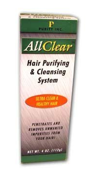 All Clear Hair Purifying @ Cleansing System