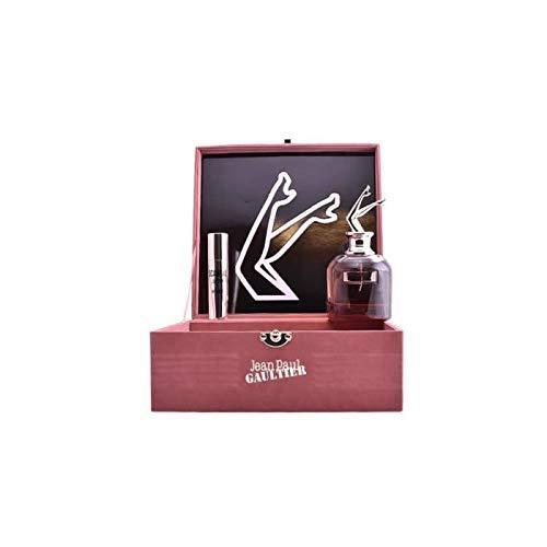 Scandal by Night Jean Paul Gaultie for Women 2 Piece Set (2.7 Ounce Eau De Parfum Spray Intense + 0.34 Ounce Eau De Parfum Spray) (Piece Perfume 2)