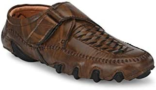 Big Fox Men's Perforated 4 Roman Sandals