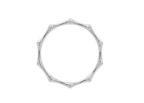 Arthur Court Designs Bamboo Bangle Bracelet - - Bracelet Silver Bamboo Bangle