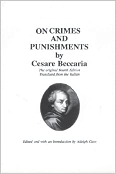 an essay on crimes and punishments international pocket library  an essay on crimes and punishments international pocket library international pocket library