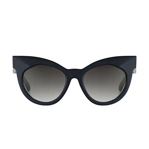 PERVERSE Sunglasses Women's Cosmopolitan Carrie/Glossy Black/Black One - Perverse Love