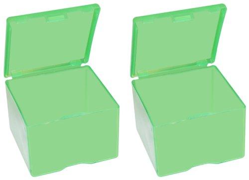 Review MTM Cast Bullet Box (Clear Green)
