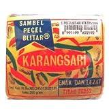 Karang Sari Pecel Mild Oily Pack, 7 Ounce