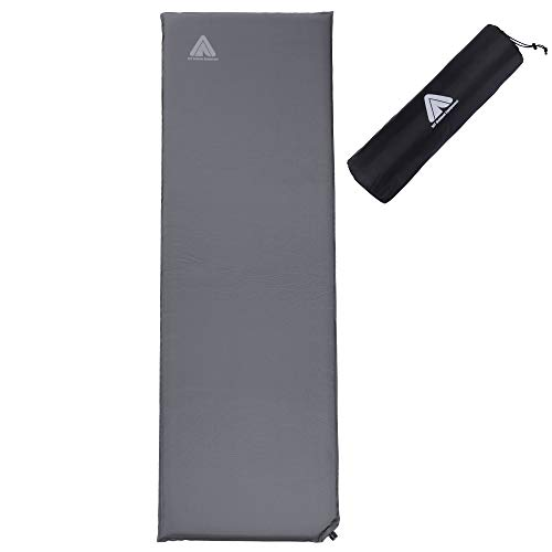 10T Tom Zelfopblaasbare isolatiemat, waterdicht, thermo-mat, luchtmatras