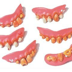 Dopey Teeth (Kids Mummy Costumes)