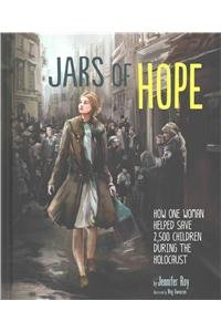 Jars of Hope: How One Woman Helped Save 2,500 Children During the Holocaust (Encounter: Narrative Nonfiction Picture Books) ebook