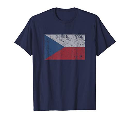 - Czech Republic Flag Czechoslovakia Ceske Republiky T Shirt