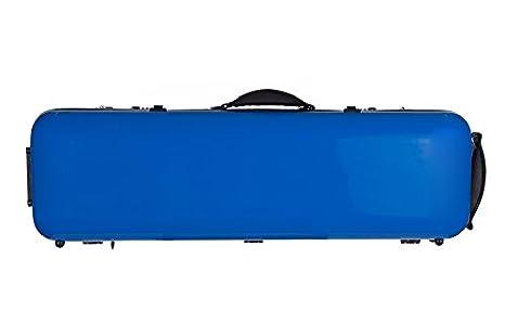 Estuche para violín fibra Safe Oblong 4/4 rey azul M-Case