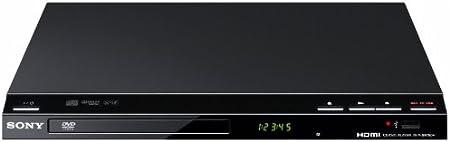 Sony Dvp Sr750h Dvd Player Xvid Widergabe Hdmi Upscaler 1080p Usb 2 0 Schwarz Heimkino Tv Video