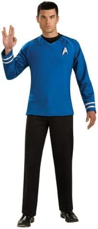 Amazon.com: Star Trek Movie Grand Heritage Spock Camisa ...