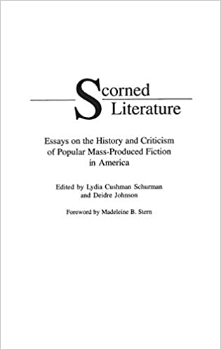 Essay Of The Crucible Scorned Literature Essays On The History And Criticism Of Popular  Massproduced Fiction In America Yale Application Essay also Beowulf Essay Amazoncom Scorned Literature Essays On The History And Criticism  Essay On Love Marriage