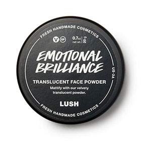 Lush Emotional Brilliance Translucent Powder for All Skin Tones Made in Canada Ships From USA