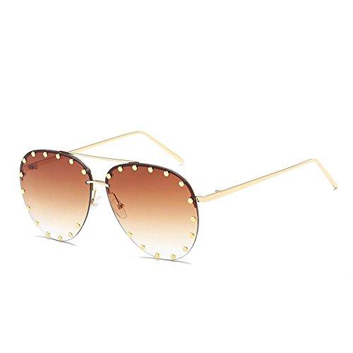 accd05ad08 El servicio durable Horrenz Italia rom¨¢ntico estilo de gran tama?o gafas  de sol de las mujeres ...