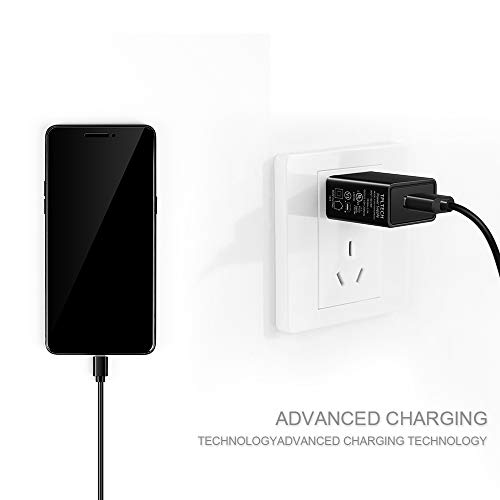 5ft Wall Charger AC Power Adapter Cord for Huawei Ascend GX8 Phone UL Listed