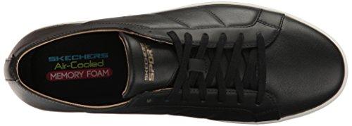 Herren Sneaker Black White Venice Skechers HxwqUH