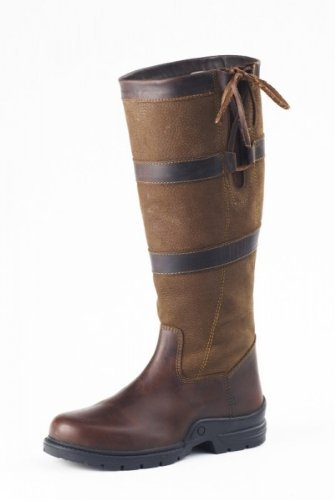 Ovation Women's Rhona Country Boot Brown US by Ovation