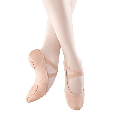 Bloch Women's Pro Arch Dance Shoe, Pink Pink