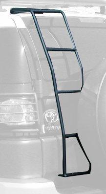 Dee Zee DZ760611 UltraBlack Mounted Ladder