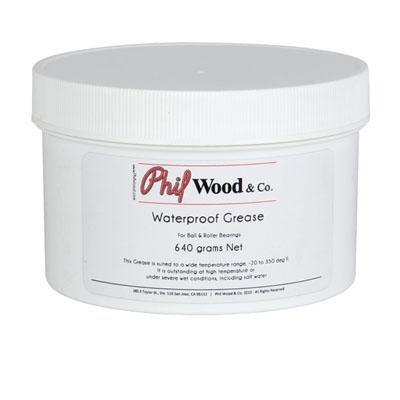 Phil Wood Pro Waterproof Grease 22.5 Oz - PW-2046-01 by Phil Wood