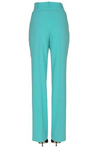 Mcglpnc000005020e Pinko Pantaloni Azzurro Donna Poliestere pqaXRH