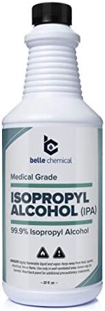 Medical Grade Alcohol - No Methanol - No Foul Odor - Meets USP Specifications - Approved for Hand and Skin App