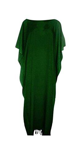 Cool Kaftans - Vestido - para mujer Verde