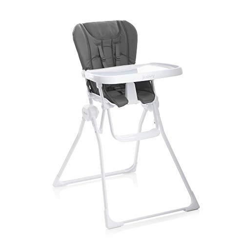 JOOVY Nook High Chair, Charcoal ()