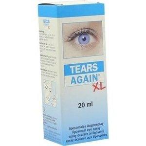 Tears Again Eye (TEARS Again XL Liposomal Eye Spray, 20 ml)