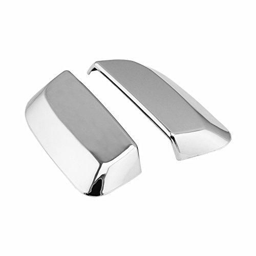 (SEGADEN Chrome Plated Rear Side Door Handle Cover fit for NISSAN Armada Pathfinder INFINITI QX56 2pcs XG7502B)