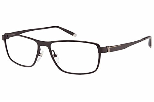 Charmant Z Eyeglasses TI19832R TI/19832R BK Black Titanium Optical Frame - Z Charmant