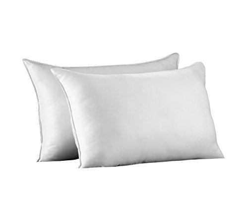 Ella Jayne Home King Size Bed Pillows- 2 Pack White Hotel Pi